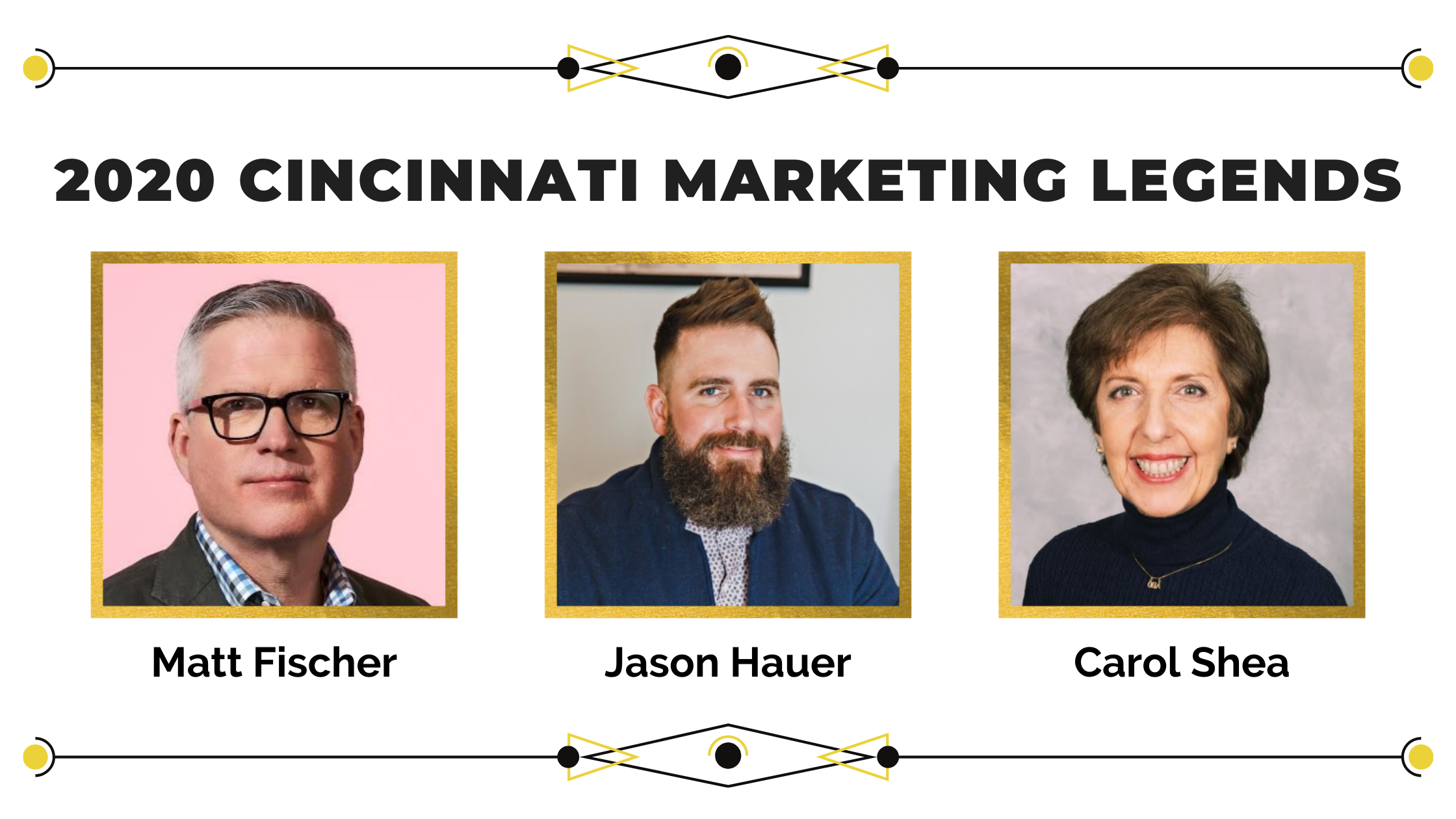 2020 Cincinnati Marketing Legends