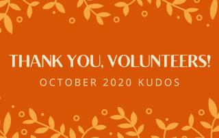 October 2020 AMA Cincinnati Volunteers of the Month Banner