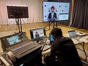 film set of Pinnacle Awards recording