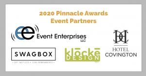 2020 Marketing Pinnacle Awards Partners